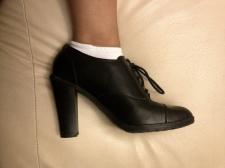 50's Style High Heels: Aldo