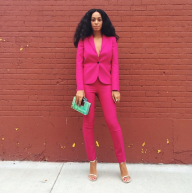 Singer/Songwriter Solange Knowles